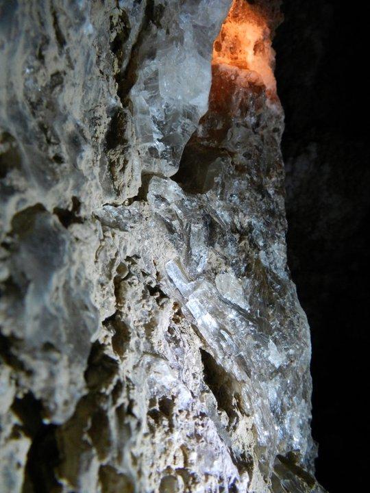 Cuevas de sal